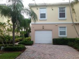 تاون هاوس للـ Rent في Catalina Lakes, 189 Santa Barbara Way 189 Santa Barbara Way Palm Beach Gardens, Florida 33410 United States