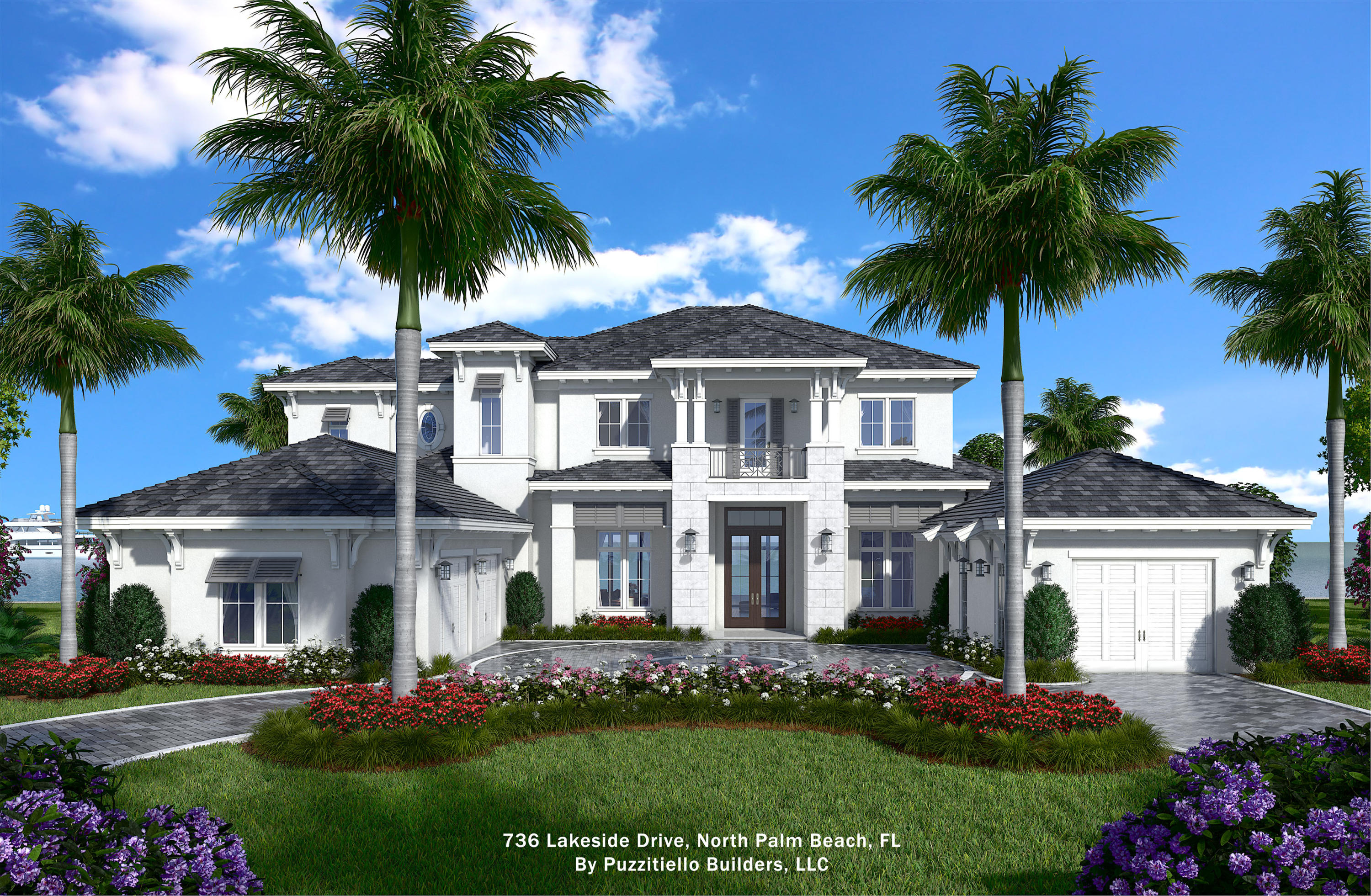 736 Lakeside Drive, North Palm Beach, Florida 33408, 4 Bedrooms Bedrooms, ,4.1 BathroomsBathrooms,A,Single family,Lakeside,RX-10368568