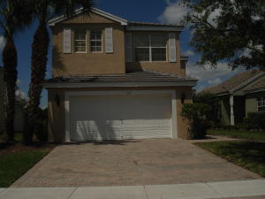 Casa Unifamiliar por un Alquiler en 127 Lancaster Way 127 Lancaster Way Royal Palm Beach, Florida 33414 Estados Unidos