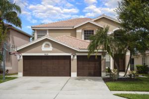 Maison unifamiliale pour l Vente à 9529 Fox Trot Lane 9529 Fox Trot Lane Boca Raton, Florida 33496 États-Unis