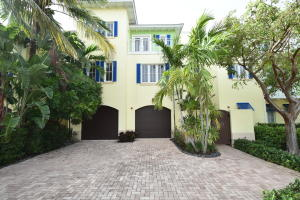 Townhouse for Rent at Shorewalker Place, 1216 George Bush Boulevard 1216 George Bush Boulevard Delray Beach, Florida 33483 United States