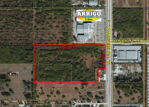 Land for Sale at 6209 S Us Hwy1 6209 S Us Hwy1 Fort Pierce, Florida 34952 United States