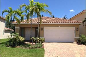 独户住宅 为 出租 在 8067 Mariposa Grove Circle 8067 Mariposa Grove Circle 西棕榈滩, 佛罗里达州 33411 美国