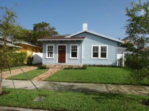 واحد منزل الأسرة للـ Sale في 619 O Street 619 O Street West Palm Beach, Florida 33401 United States