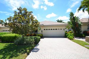 Casa unifamiliar adosada (Townhouse) por un Alquiler en Polo Club/San Michel, 6352 San Michel Way 6352 San Michel Way Delray Beach, Florida 33484 Estados Unidos