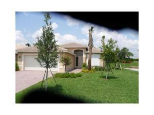 独户住宅 为 出租 在 VALENCIA POINTE, 10553 Richfield Way 10553 Richfield Way 博因顿海滩, 佛罗里达州 33437 美国