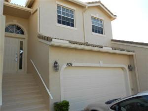 Maison accolée pour l à louer à PGA Village, 8139 Carnoustie Place 8139 Carnoustie Place Port St. Lucie, Florida 34986 États-Unis