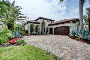 Single Family Home for Sale at 6420 Dorsay Court 6420 Dorsay Court Delray Beach, Florida 33484 United States