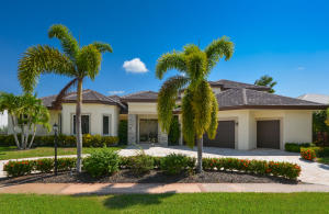 Maison unifamiliale pour l Vente à 6972 Queenferry Circle 6972 Queenferry Circle Boca Raton, Florida 33496 États-Unis