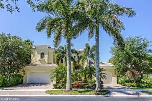 Single Family Home for Sale at 211 Via Emilia 211 Via Emilia Palm Beach Gardens, Florida 33418 United States