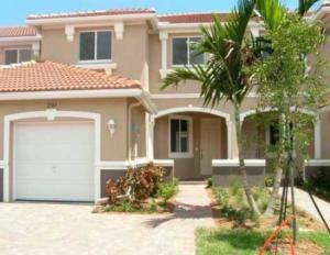 联栋屋 为 出租 在 2158 Oakmont Drive 2158 Oakmont Drive Riviera Beach, 佛罗里达州 33404 美国