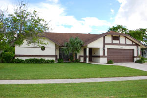 Single Family Home for Rent at 836 Silverbell Lane 836 Silverbell Lane Wellington, Florida 33414 United States