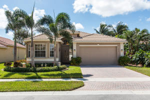 Casa Unifamiliar por un Venta en 7316 Maple Ridge Trail 7316 Maple Ridge Trail Boynton Beach, Florida 33437 Estados Unidos