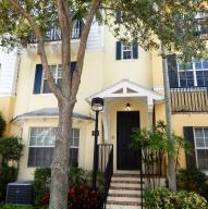 تاون هاوس للـ Rent في MAGNOLIA COURT, 318 Tuxedo Lane 318 Tuxedo Lane West Palm Beach, Florida 33401 United States