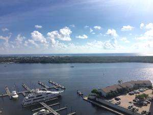 Old Port Cove Marina Tower