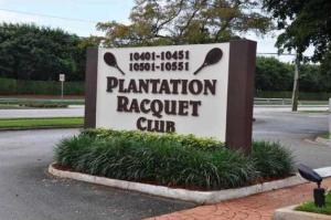 Plantation Racquet Club Condo