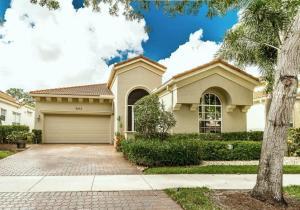 Single Family Home for Rent at Buena Vida, 9433 Via Elegante 9433 Via Elegante Wellington, Florida 33411 United States