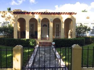 Casa Unifamiliar por un Venta en 2015 Lake Avenue 2015 Lake Avenue West Palm Beach, Florida 33401 Estados Unidos