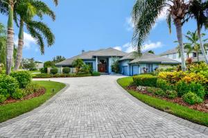 Einfamilienhaus für Verkauf beim 19989 Wilkinson Leas Road 19989 Wilkinson Leas Road Tequesta, Florida 33469 Vereinigte Staaten