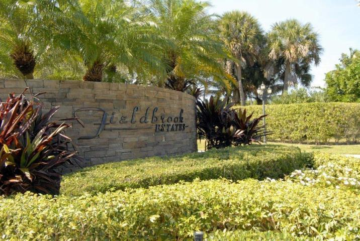 Fieldbrook Entrance