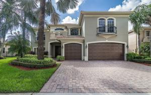 Single Family Home for Sale at 16216 Mira Vista Lane 16216 Mira Vista Lane Delray Beach, Florida 33446 United States