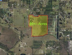 Land for Sale at 5784 Jack Brack Road 5784 Jack Brack Road St. Cloud, Florida 34771 United States