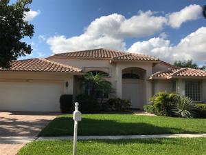 独户住宅 为 出租 在 CASCADE LAKES, 5414 Landon Circle 5414 Landon Circle 博因顿海滩, 佛罗里达州 33437 美国