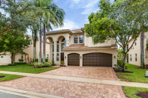 Single Family Home for Rent at Canyon Lakes, 10774 Sunset Ridge Circle 10774 Sunset Ridge Circle Boynton Beach, Florida 33473 United States