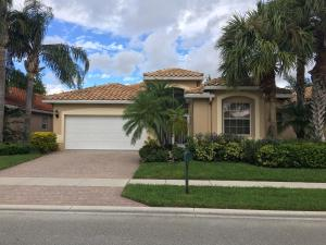 Single Family Home for Rent at Ponte Vecchio, 7119 Lombardy Street 7119 Lombardy Street Boynton Beach, Florida 33472 United States