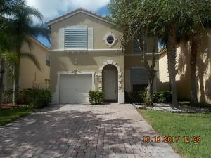 Single Family Home for Rent at Tahoe, 3968 Lake Tahoe Circle 3968 Lake Tahoe Circle West Palm Beach, Florida 33409 United States