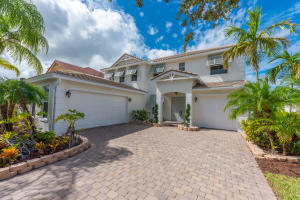 Single Family Home for Sale at 9057 New Hope Court 9057 New Hope Court Royal Palm Beach, Florida 33411 United States