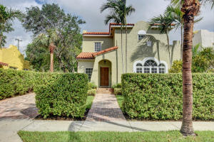 Single Family Home for Sale at 609 Flamingo Drive 609 Flamingo Drive West Palm Beach, Florida 33401 United States