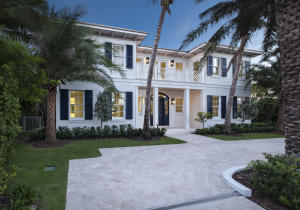 Magnificent 5 bedroom, 5 full and 2 1/2 baths British West Indies style home with traditional fine finishes.Spacious 6,450 sq. ft. floor plan with oversized outdoor entertainment area. Just steps to the best beaches on the Island