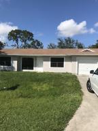 Maison unifamiliale pour l à louer à 1361 SW Bellevue Avenue 1361 SW Bellevue Avenue Port St. Lucie, Florida 34953 États-Unis