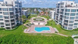 Eigentumswohnung für Verkauf beim 2575 S Ocean Boulevard 2575 S Ocean Boulevard Highland Beach, Florida 33487 Vereinigte Staaten