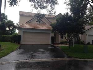 Single Family Home for Rent at 7752 Hibiscus Lane 7752 Hibiscus Lane Coral Springs, Florida 33065 United States