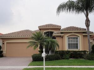 Single Family Home for Rent at PONTE VECCHIO, 7641 Viniste Drive 7641 Viniste Drive Boynton Beach, Florida 33472 United States