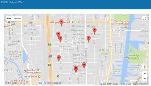 Maison avec plusieurs logements pour l Vente à Boynton Beach, Seacrest Seacrest Boynton Beach, Florida 33435 États-Unis
