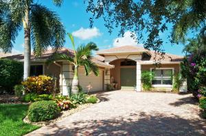 独户住宅 为 出租 在 TIVOLI RESERVE, 11025 Via Sorrento 11025 Via Sorrento 博因顿海滩, 佛罗里达州 33437 美国