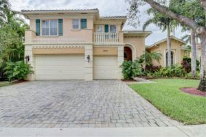 واحد منزل الأسرة للـ Sale في 16371 Via Fontana 16371 Via Fontana Delray Beach, Florida 33484 United States