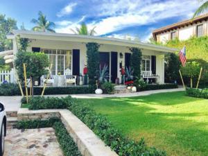 Maison unifamiliale pour l à louer à 200 Almeria Road 200 Almeria Road West Palm Beach, Florida 33405 États-Unis