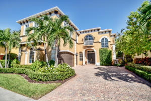 Single Family Home for Sale at 6221 Via Venetia 6221 Via Venetia Delray Beach, Florida 33484 United States