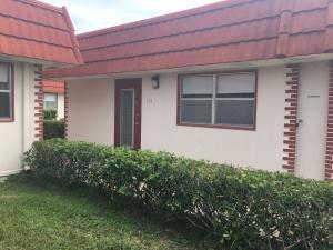 Casa Unifamiliar por un Alquiler en Kings Point, 113 Seville D 113 Seville D Delray Beach, Florida 33446 Estados Unidos