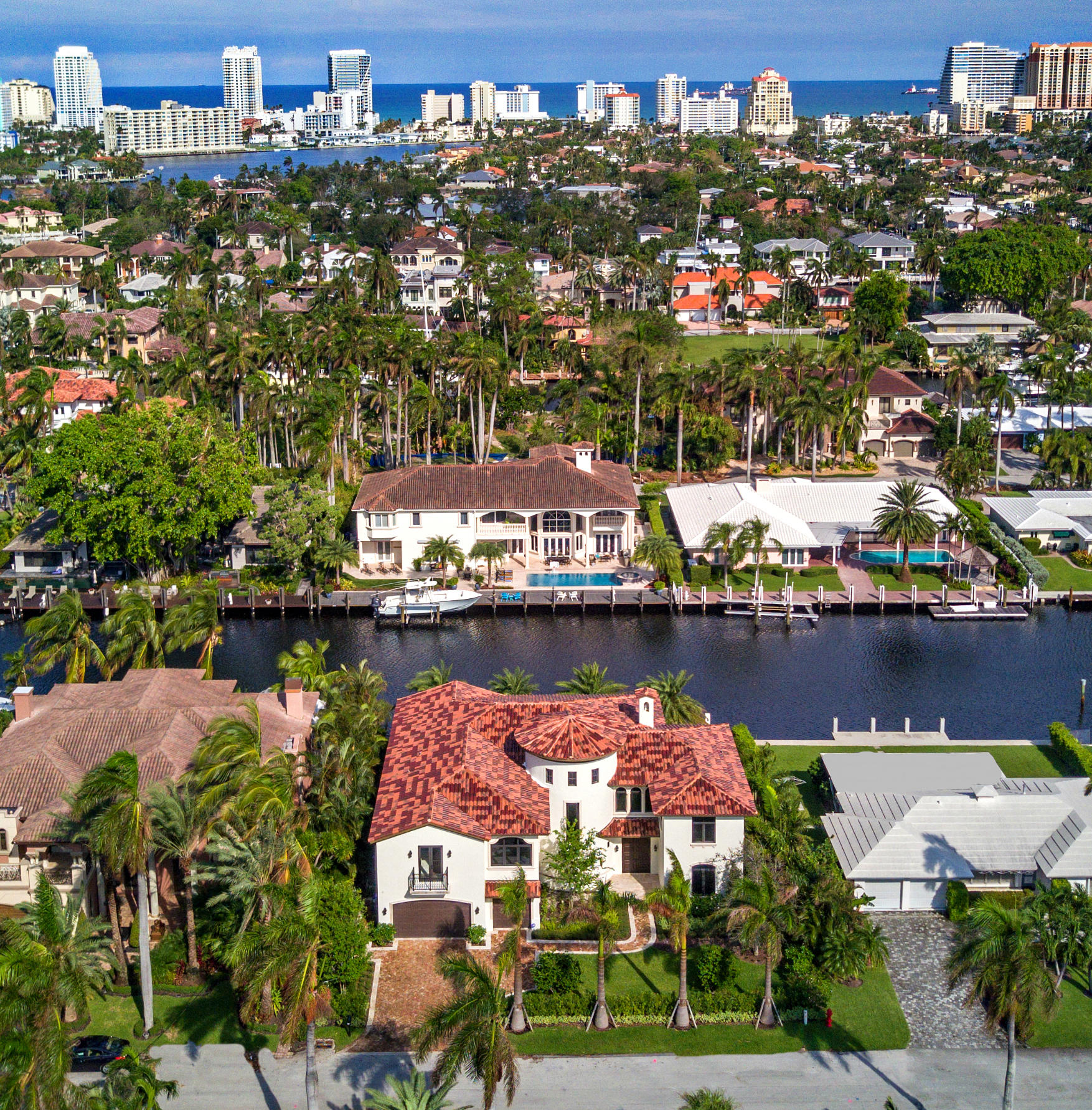 Home for sale in NURMI ISLES ISLAND NO 3 Fort Lauderdale Florida