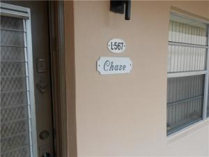 Condominium for Rent at 567 Burgundy L 567 Burgundy L Delray Beach, Florida 33484 United States