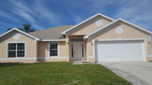 واحد منزل الأسرة للـ Rent في 529 SW Baoy Avenue 529 SW Baoy Avenue Port St. Lucie, Florida 34953 United States