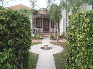 Single Family Home for Rent at 416 Westwood Road 416 Westwood Road West Palm Beach, Florida 33401 United States