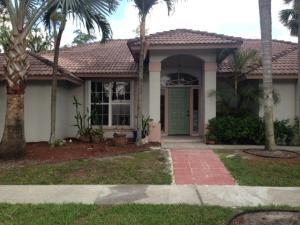 Einfamilienhaus für Mieten beim 1176 Staghorn Street 1176 Staghorn Street Wellington, Florida 33414 Vereinigte Staaten