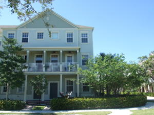 Townhouse for Rent at 356 W Thatch Palm Circle 356 W Thatch Palm Circle Jupiter, Florida 33458 United States