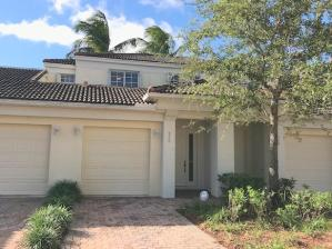 Casa unifamiliar adosada (Townhouse) por un Alquiler en 526 Commons Drive 526 Commons Drive Palm Beach Gardens, Florida 33418 Estados Unidos